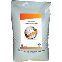 Absorbant Tierre de Diatomée sac de 40 litres Réf 3527 PROGALVA