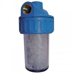 Filtre anti-calcaire pour ballon d'eau chaude