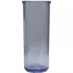Cuve seule de filtre à eau