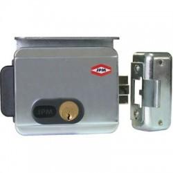 Électro-serrure 2 entrées cylindre JPM