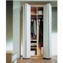 Ferrures portes pliantes